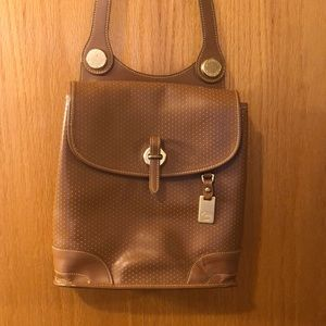 Dooney & Bourke Cabriolet tan purse